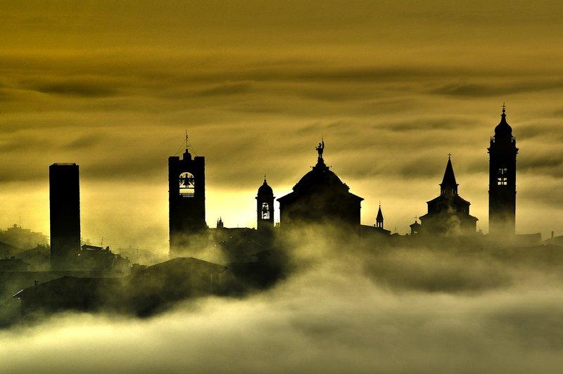 Bergamo – tip na víkend po taliansky