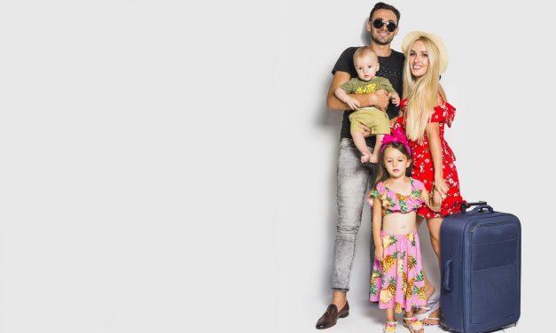 5 tipov na cestu do zahraničia s deťmi